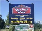 Wayne County RV Park & Fairgrounds
