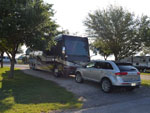 View larger image of RV parked at campground at HWY 71 RV PARK image #10