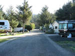 View larger image of RVs and truck and trailers camping at TURTLE ROCK RV RESORT image #7