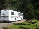 View larger image of RV at campsite at TURTLE ROCK RV RESORT image #8