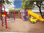 View larger image of Kids playground at BLAZING STAR LUXURY RV RESORT image #4
