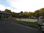 View larger image of Basketball court and swing set at RIVER VISTA RV RESORT image #5