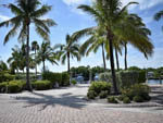 View larger image of The front entrance driveway at EVERGLADES ISLE MOTORCOACH RESORT  MARINA image #2