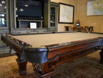 View larger image of One of the pool tables at EVERGLADES ISLE MOTORCOACH RESORT  MARINA image #6