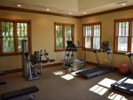 View larger image of Inside of the exercise room at EVERGLADES ISLE MOTORCOACH RESORT  MARINA image #8