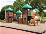 View larger image of Playground  at CIRCLE M CAMPING RESORT image #4