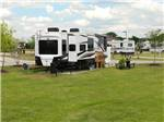 View larger image of Trailers camping at campsite at FUN TOWN RV PARK AT WINSTAR image #5