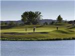 View larger image of Golf course on the lake at FUN TOWN RV PARK AT WINSTAR image #10
