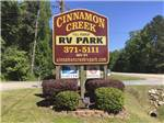 Cinnamon Creek RV Park