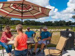 View larger image of PARADISE OAKS RV RESORT at BUSHNELL FL image #9