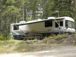 View larger image of RV at campsite at OUTBACK MONTANA RV PARK  CAMPGROUND image #4