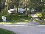 View larger image of Trailers camping at campsite at OUTBACK MONTANA RV PARK  CAMPGROUND image #5