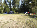 View larger image of Tents at OUTBACK MONTANA RV PARK  CAMPGROUND image #6