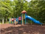 View larger image of Playground  at DRIFTWOOD RV RESORT  CAMPGROUND image #4