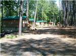 View larger image of Lodging on the lake at TALL PINES CAMPGROUND RESORT image #1