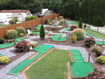 View larger image of Miniature golf course at TALL PINES CAMPGROUND RESORT image #5