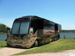 View larger image of RV camping on the lake at NASHVILLE SHORES LAKESIDE RESORT image #10