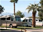View larger image of RVs camping  at INDIAN WATERS RV RESORT  COTTAGES image #1