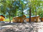 View larger image of Cabins at RUSSIAN RIVER RV CAMPGROUND image #4
