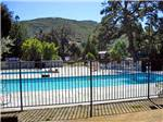 OAKZANITA SPRINGS RV CAMPGROUND at DESCANSO CA