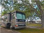 View larger image of RVs and trailers at campground at SILVER DOLLAR GOLF TRAP CLUB  RV RESORT image #2