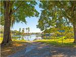 View larger image of Lake view at campground at SILVER DOLLAR GOLF TRAP CLUB  RV RESORT image #4