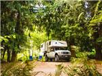 View larger image of Truck and trailer camping at CHEHALIS RESORT image #1