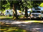 View larger image of RVs and campers at GRANDY CREEK RV CAMPGROUND KOA image #1