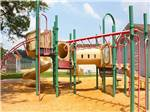 View larger image of Playground with slide and bars at LYNCHBURG RV image #4