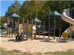 View larger image of Playground at SCOTRUN RV RESORT image #5