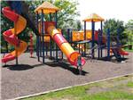 View larger image of Playground at TIMOTHY LAKE NORTH RV PARK image #3