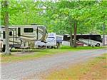 View larger image of Trailers and RVs camping at MOODY BEACH RV CAMPGROUND image #1