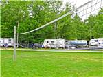 View larger image of Volleyball court at MOODY BEACH RV CAMPGROUND image #4