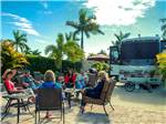 NAPLES MOTORCOACH RESORT  BOAT CLUB at NAPLES FL