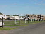 View larger image of RVs and trailers at campgrounds at RV VILLAGE RESORT image #7