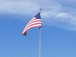 View larger image of Flag pole at RV VILLAGE RESORT image #8