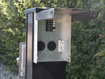 View larger image of Electric box at CAMP N CLASS RV PARK image #8