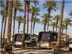 PALM SPRINGS RV RESORT at PALM DESERT CA