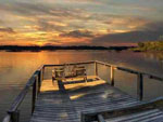 SUNSET ISLE RV RESORT at CEDAR KEY FL