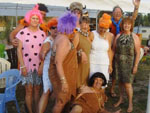 View larger image of Dress up party at SUNSEEKERS RV PARK image #9