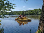 View larger image of People in a paddle boat at WILDERNESS PRESIDENTIAL RESORT image #6