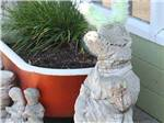 View larger image of Trailers at campsite at BILTMORE RV PARK image #2
