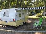 View larger image of Trailer camping at campsite at BILTMORE RV PARK image #5