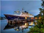 View larger image of RV taking the ferry at ALASKA MARINE HIGHWAY SYSTEM image #2