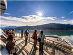 View larger image of Cruise ship rear view at ALASKA MARINE HIGHWAY SYSTEM image #4