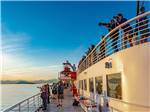 View larger image of RV with ocean view at ALASKA MARINE HIGHWAY SYSTEM image #5