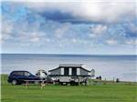 View larger image of Trailer camping on the water at PEI PROVINCIAL PARKS image #4