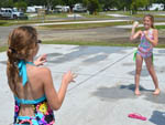 View larger image of Kids playing at campgrounds at CYPRESS CAMPING RESORT image #3
