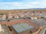 View larger image of Swimming pool with outdoor seating at VISTA DEL SOL RV RESORT image #7