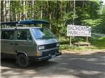 Skokomish Park At Lake Cushman